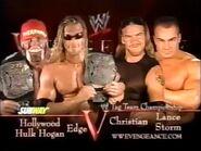 Un-Americans vs Hulk Hogan Edge