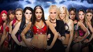 WM 32 10 Divas Tag Match