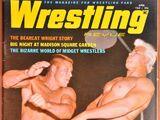 Wrestling Revue - April 1962