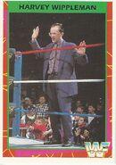 1995 WWF Wrestling Trading Cards (Merlin) Harvey Wippleman 176