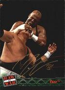 2001 WWF RAW Is War (Fleer) Tazz 22