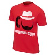 Brodus Clay Call My Momma T-Shirt