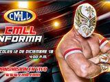 CMLL Informa (December 12, 2018)