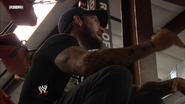 CM Punk Best in the World DVD.6