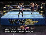 December 19, 1992 WCW Saturday Night 8