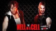 HIAC 2014 Ambrose vs. Rollins