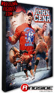 John Cena (Red) - WWE 16x20 Canvas Print