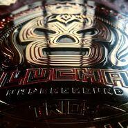 Lucha Underground Trios Championship Belt