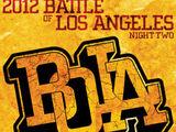 PWG Battle Of Los Angeles 2012 - Night 2