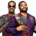 Street Profits Raw Tag Champs