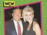 1991 WCW (Impel) Missy Hyatt (No.157)