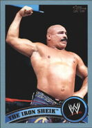 2011 WWE (Topps) The Iron Sheik 94