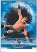 2017 WWE Undisputed Wrestling Cards (Topps) John Cena 1