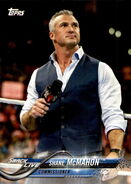 2018 WWE Wrestling Cards (Topps) Shane McMahon 82