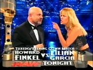 Howard Finkel vs Lilian Garcia