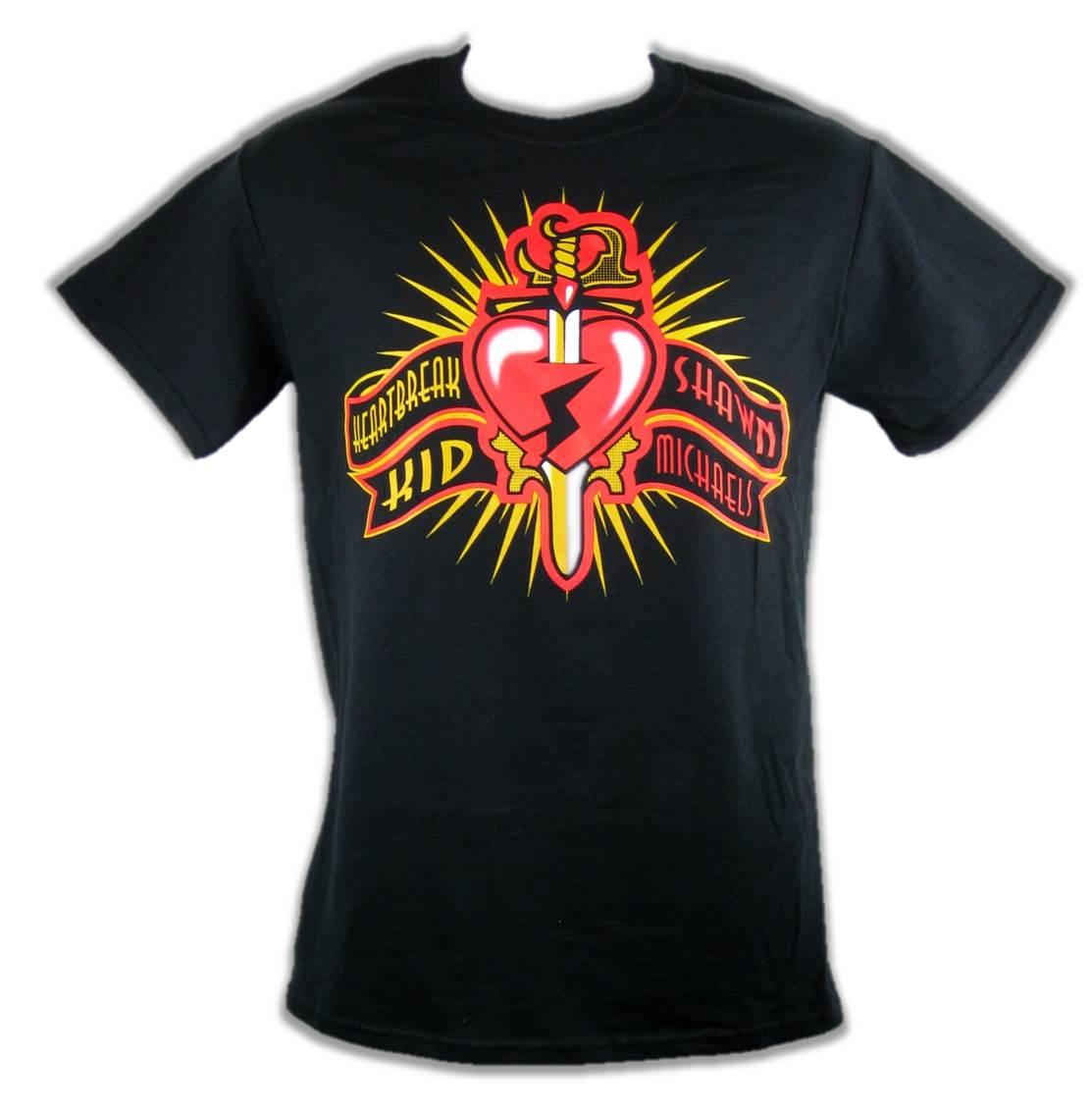 Black t shirt michaels -  Heartbreak Kid Black T Shirt