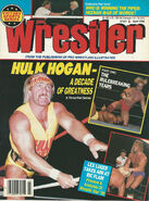 The Wrestler - April 1990