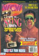 WCW Magazine - May 1996