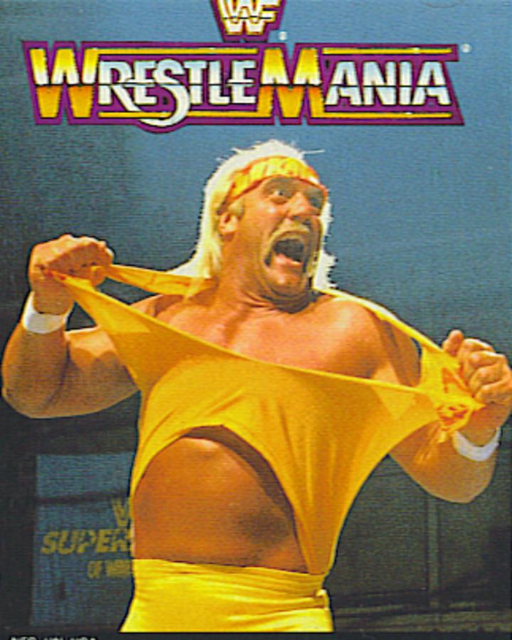 Wwf Wrestlemania Video Game Pro Wrestling Fandom