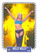 2008 WWE Heritage IV Trading Cards (Topps) Kelly Kelly 62