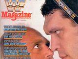 WWF Magazine - April/May 1987