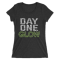 Jimmy Uso & Naomi Day One Glow Logo Women's Tri-Blend T-Shirt
