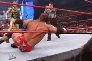 RAW 3-17-03 Goldust v Triple H