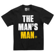 Seth Rollins The Man's Man Youth Authentic T-Shirt