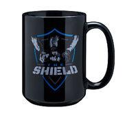 The Shield Shield United 15 oz. Mug