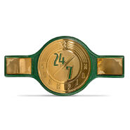 WWE 24-7 Championship Replica Title