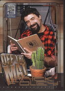 2002 WWF All Access (Fleer) Mick Foley 52