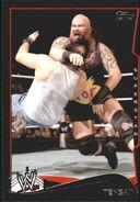 2014 WWE (Topps) Tensai 50