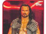 2018 WWE Heritage Wrestling Cards (Topps) Drew McIntyre (No.97)