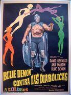 Blue Demon contra las Diabólicas 3