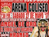 CMLL Sabados De Coliseo (May 27, 2017)