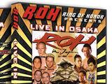 ROH Live in Osaka