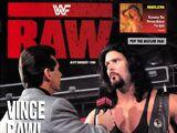 WWF Raw Magazine - July/August 1996