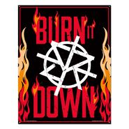 Seth Rollins Metal Sign