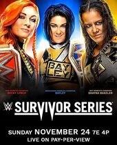 SurvivorSeries2019