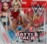 WWE Battle Packs 47 Sasha Banks & Charlotte