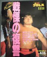 Weekly Pro Wrestling 793