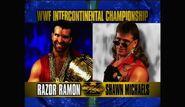 WrestleMania X - Razor v Shawn.00004