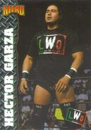1999 WCW-nWo Nitro (Topps) Hector Garza 55