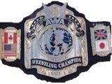 AWA Superstars World Light Heavyweight Championship