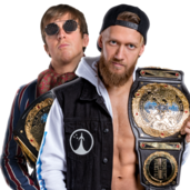 AndrewsWebster NXTUK TagTeamChamps