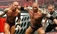 Raw 9-14-09 Batista vs. Orton
