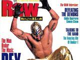 WWE Raw Magazine - December 2002