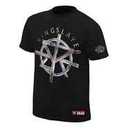 Seth Rollins The Kingslayer Youth Authentic T-Shirt