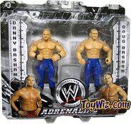 WWE Adrenaline Series 10 The Bashams