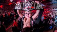 WWE World Tour 2015 - Liverpool 10